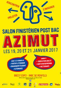 Venez d couvrir nos formations azimut 2017 itc for Salon gastronomie brest 2017