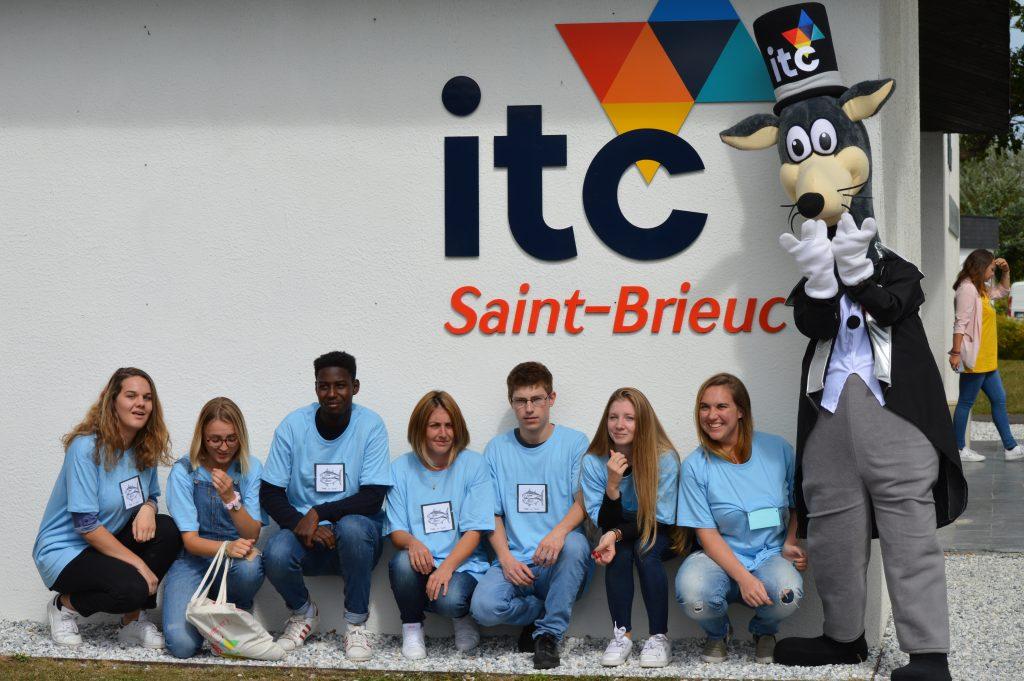 Etudiants - ITC Saint Brieuc