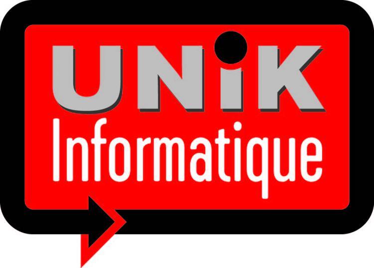 Logo Unik Informatique - RÉSEAU ENTREPRISES PARTENAIRES ITC