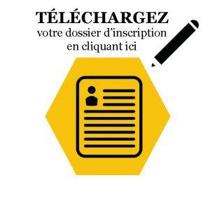 Télécharger dossier d'inscription