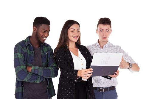 Etudiants campus de Quimper - formation initiale