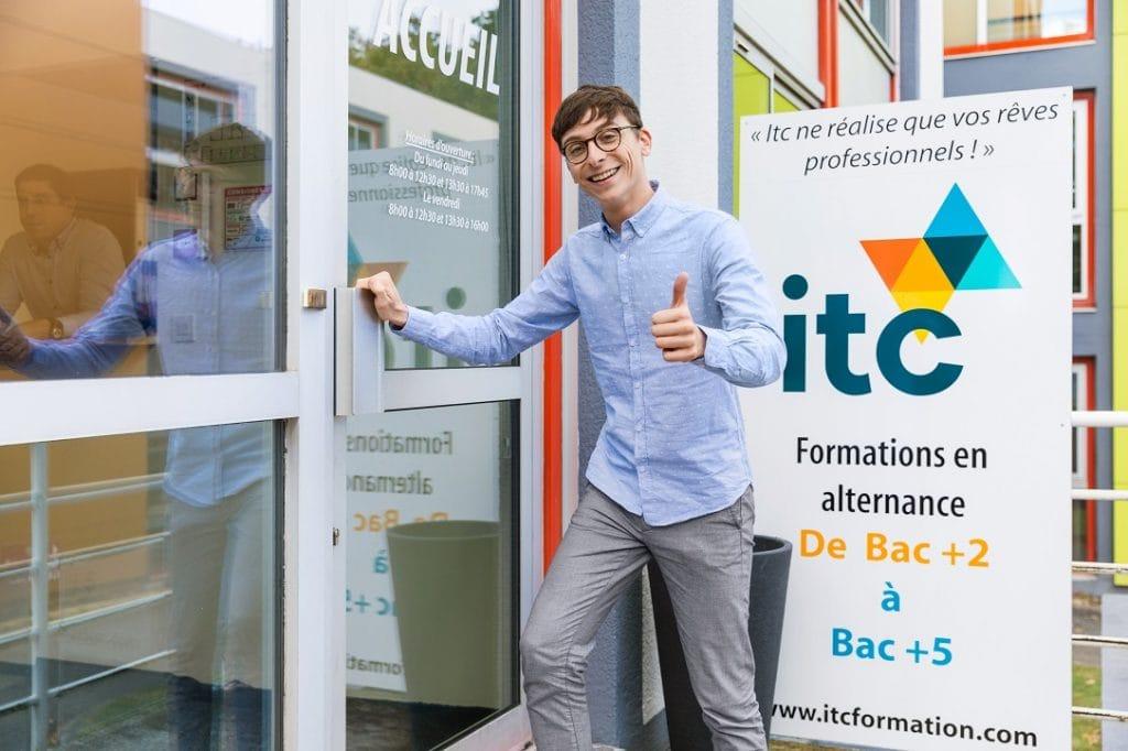 Accueil ITC Saint-Brieuc