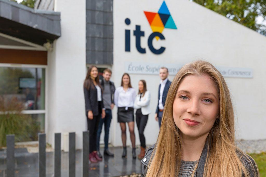 Etudier à ITC
